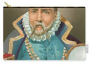 Tycho Brahe Illustration Carry-all Pouch