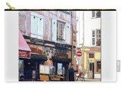 Un Artiste A La Place Du Tertre Paris. Carry-all Pouch