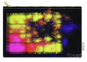 Uncaged And Unafraid - Breaking The Gridlock Of Hate Number 3 Carry-all Pouch