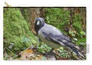 Under The Oak Tree. Hooded Crow Carry-all Pouch