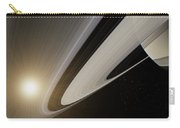 Under The Rings Of Saturn Carry-all Pouch