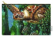 Underwater Mardi Gras Carry-all Pouch