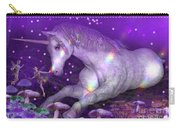 Unicorn Forest Carry-all Pouch