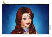 Unicorn Princess Adoria Carry-all Pouch