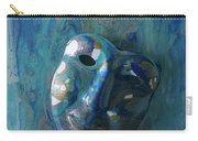 Shades Of Blue Sold Carry-all Pouch