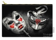 Unmasking Passions Carry-all Pouch