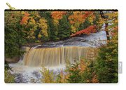 Upper Tahquamenon Autumn Colors -0007 Carry-all Pouch