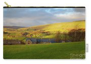 Upper Wensleydale And Lovely Seat From Hawes In Yorkshire Dales Carry-all Pouch