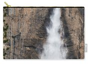 Upper Yosemite Fall Carry-all Pouch
