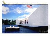 Uss Arizona Memorial Carry-all Pouch