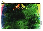V For Vendetta Watercolor II Carry-all Pouch