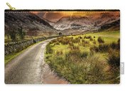 Valley Sunset Snowdonia Carry-all Pouch