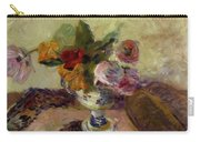 Vase Of Flowers 1886 Carry-all Pouch