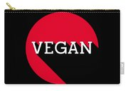 Vegan Statement Logo  Carry-all Pouch