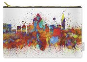 Venice Colorful Skyline Carry-all Pouch