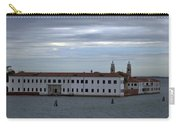 Venice Water Scene Carry-all Pouch