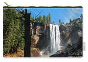 Vernal Fall, Yosemite National Park Carry-all Pouch
