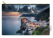 Vernazza Cityscape Carry-all Pouch