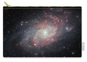 Very Detailed View Of The Triangulum Galaxy Carry-all Pouch