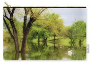 Veteran's Lake 01 Carry-all Pouch by Rob Graham