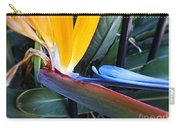 Vibrant Bird Of Paradise #2 Carry-all Pouch