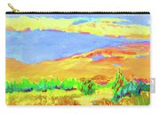 Vibrant Landscape  Carry-all Pouch