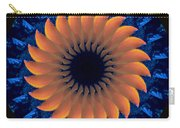 Vibrant Sun Carry-all Pouch