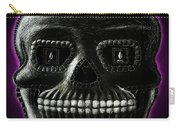 Watchman, Sugarskull Of Passing Time Carry-all Pouch