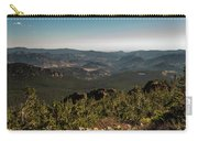 View From Flattop Mountain Trail Carry-all Pouch