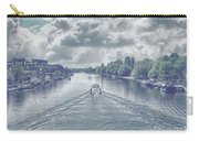 View From Kingston Bridge Carry-all Pouch