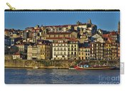 View Of Porto And Douro River Carry-all Pouch