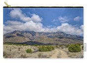 View Of Sandia Mountain Carry-all Pouch