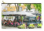 Vilnius Summer Time Leisure Time  Carry-all Pouch