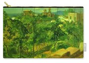 Vineyard At Vico Carry-all Pouch