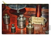 Vintage Apothecary Pharmacist Weights And Scale Carry-all Pouch