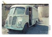 Vintage International Harvester Metro Delivery Van Carry-all Pouch
