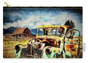 Vintage Carry-all Pouch by Mark Allen