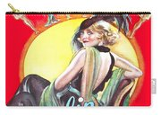 Vintage Poster - Burlesque Movie Carry-all Pouch