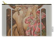 Vintage Poster - Champagne Carry-all Pouch