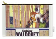 Vintage Poster - Gasteiner Waldduft Carry-all Pouch