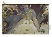 Vintage Poster - L'illustration Carry-all Pouch