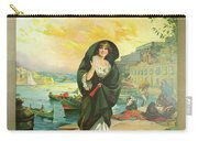 Vintage Poster - Malta Carry-all Pouch