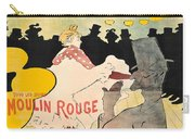 Vintage Poster - Toulouse Lautrec Carry-all Pouch