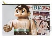 Vintage Robot Astro Boy Carry-all Pouch