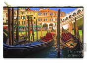 Visions Of Venice Carry-all Pouch