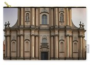 Ordo Visitationis Beatissimae Mariae Virginis Church  Carry-all Pouch by Jaroslaw Blaminsky