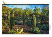 Vislumbre De Sonoran H1833 Carry-all Pouch by Mark Myhaver