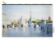Vittorio Emanuele In Rain Carry-all Pouch