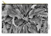 Waikiki Floral Study 5 Carry-all Pouch