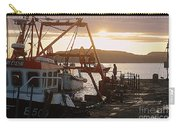 Waiting For The Boat Carry-all Pouch